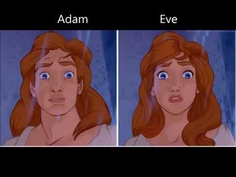 Et si...Les princes Disney étaient des princesses?!