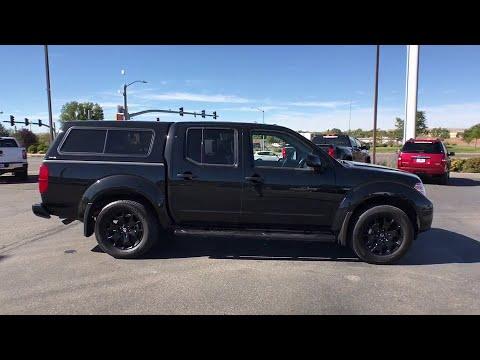 Nissan Of Casper >> 2018 Nissan Frontier Casper Powell Cheyenne Douglas Sheridan Wy Jn771386t