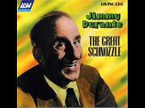 Jimmy Durante As Time Goes By Youtube
