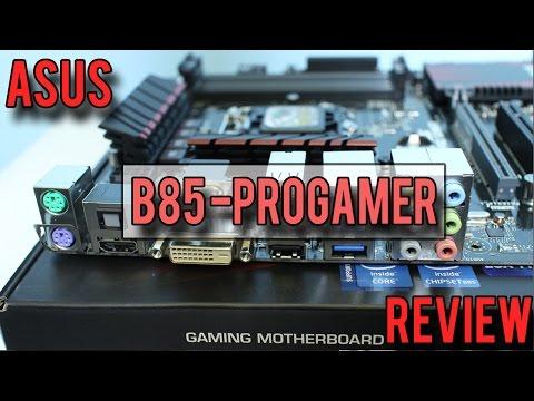 Asus B85-PRO Gamer Intel Chipset Driver UPDATE