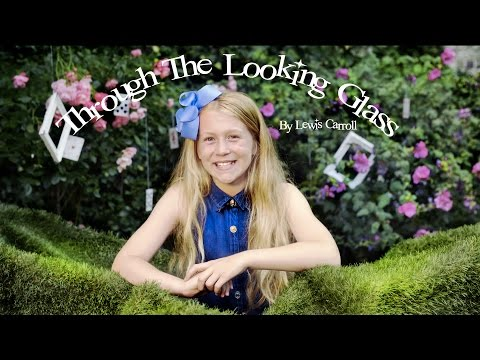 BOOKS TO TRY | Through The Looking Glass by Lewis Carroll