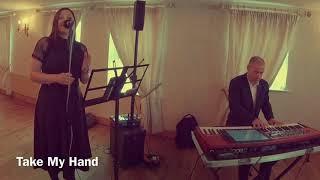 Take My Hand (The Wedding Song) - Katie Hughes Wedding Singer YouTube Thumbnail