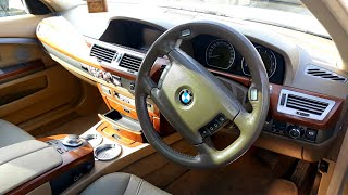 BMW 760Li 2005 Detailed Review | Features Explained