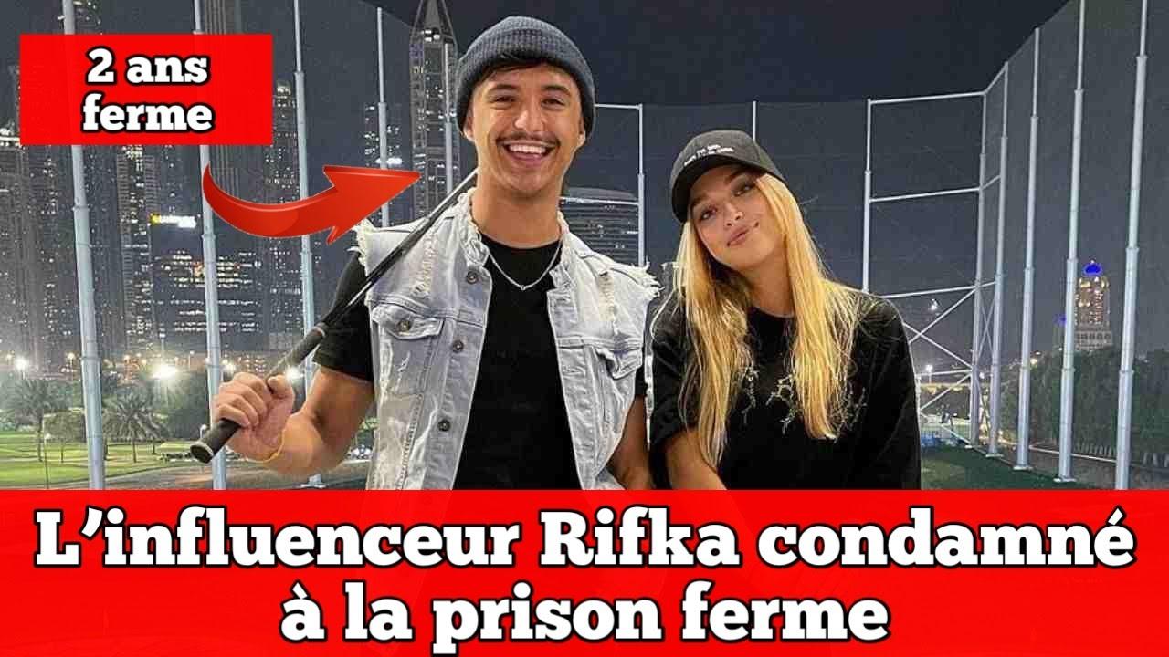 Download L'influenceur Rifka condamné à la prison ferme 😱🇩🇿🤬