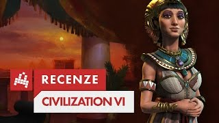 RECENZE ► CIVILIZATION VI [1080p@60FPS]