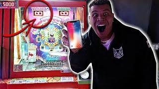 I Won an iPhone X From 200,000 Arcade Tickets MEGA JACKPOT WIN