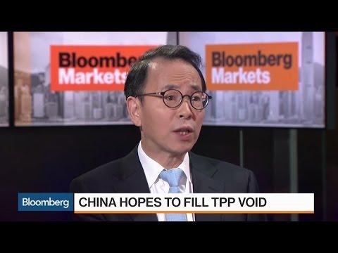 Future of U S  China Trade Relations   Bloomberg
