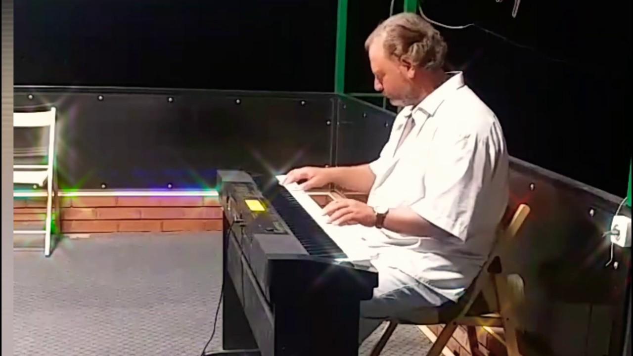 Импровизация в горах Крыма - Mikayel Gabrielyan - Improvisation in Crimean Mountain's