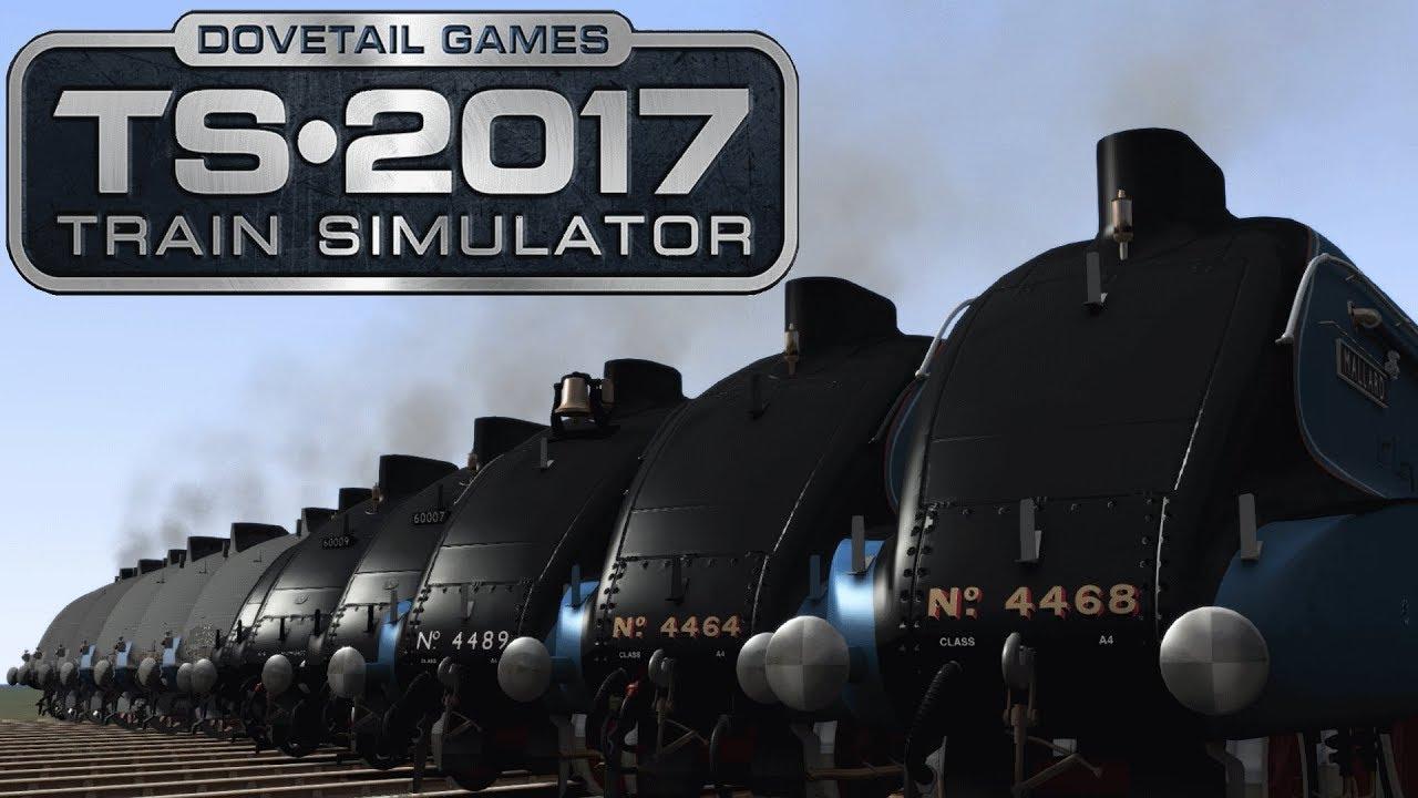 best train simulator 2017