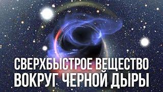 Сверхбыстрое вещество подтвердило существование черной дыры в нашей галактике