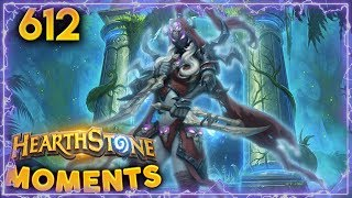 Rogue Quest VIABLE Again!? | Hearthstone Daily Moments Ep. 612
