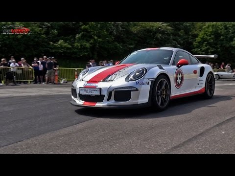 2016 Sportscar Event with Supercars
