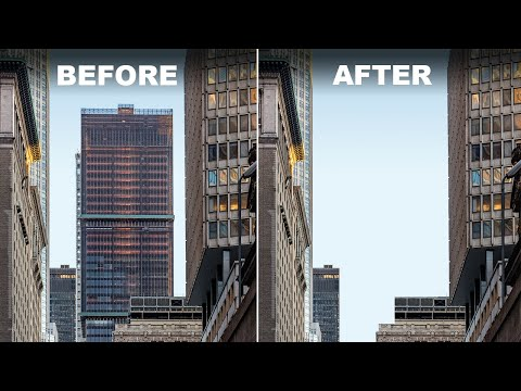 How To Dispose of a Skyscraper | The B1M