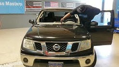 Nissan Frontier Windshield Swap out