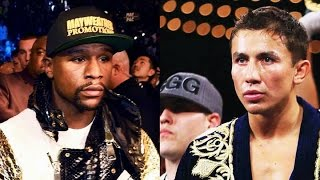 Is Floyd Mayweather Fast Enough For GGG? HOT TOPIC