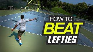 how to beat lefties strategy and tactics