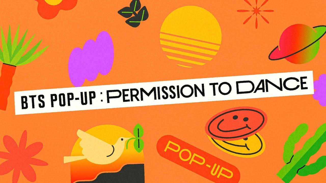 BTS (방탄소년단) BTS POP-UP : PERMISSION TO DANCE Official Trailer