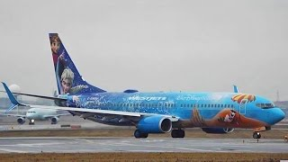 45 Minutes of Plane Spotting - Toronto/Lester B. Pearson Int