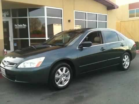 2005 honda ex l accord 4 door v 6 one owner 73k. Black Bedroom Furniture Sets. Home Design Ideas