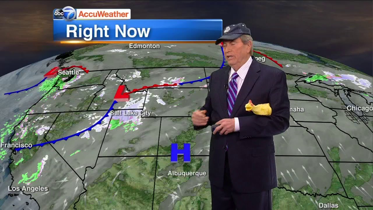Chicago AccuWeather: Mild, partly sunny Thursday