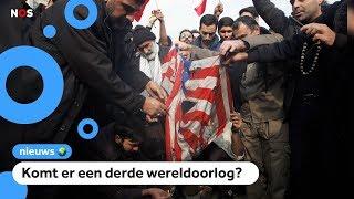 Jullie vragen over de ruzie tussen de VS en Iran