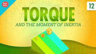 Torque: Crash Course Physics #12