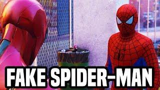 FAKE SPIDER-MAN IN SPIDER-MAN PS4! Gameplay Walkthrough Part 31 (PS4 PRO Spiderman Gameplay)