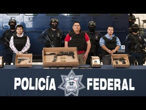 The Evolution of Mexico's Cartels