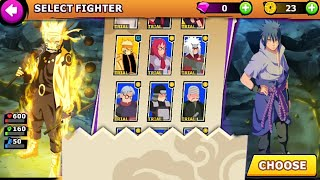 New Naruto Ninja Fighters Apk For Android DOWNLOAD