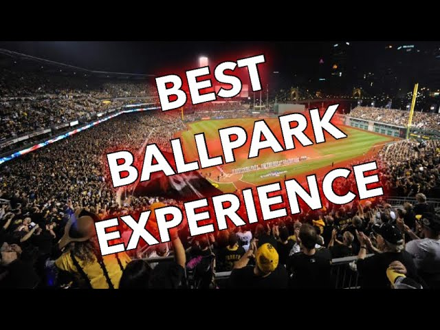 Best Ballpark Experience