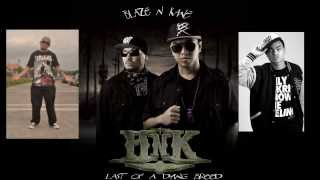 "Knuckle G ft.BNK & Thyro "" Di Ako Susuko""OFFICIAL AUDIO"