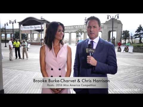 Chris Harrison, Brooke Burke-Charvet, Sam Haskell Talk Vanessa Williams Return To Miss America
