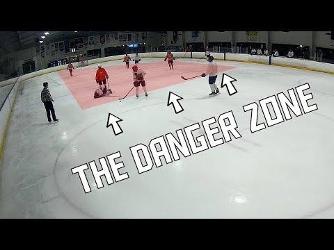 Open Ice - The Danger Zone