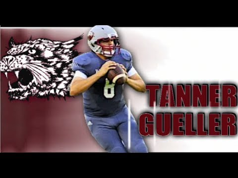 Tanner Gueller : WF West High (Chehalis, WA) Class of 2014 -