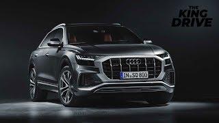 Новая Audi SQ8 - лучший дизельный V8