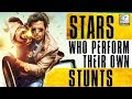 8 Bollywood Stars Who Have Performed Their Own Risky Stunts | LehrenTV