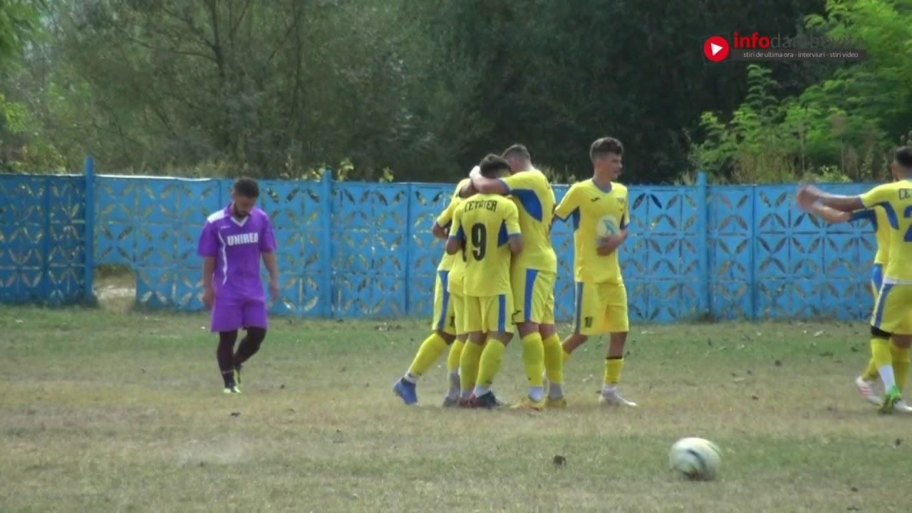 Download VIDEO. Rezumatul meciului Unirea Colibasi-Cetatea Targoviste
