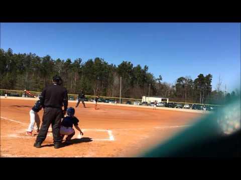 9U Youth Baseball Giants vs Hobgood Braves