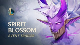 Spirit Blossom 2020 | Official Event Trailer  - League of Legends