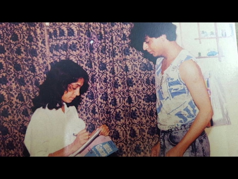 Pictures From Shah Rukh Khan's Struggling Days