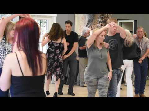 Country Dance Lessons Houston TX