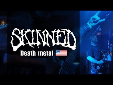 SKINNED (USA) DEATH METAL [LIVE_IN_MADiSAN_ROCK_CLUB]