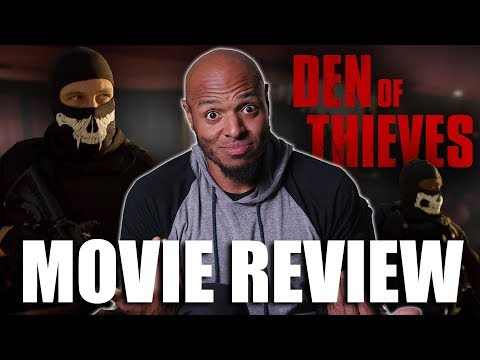 'Den Of Thieves' Review - We Men Out Here
