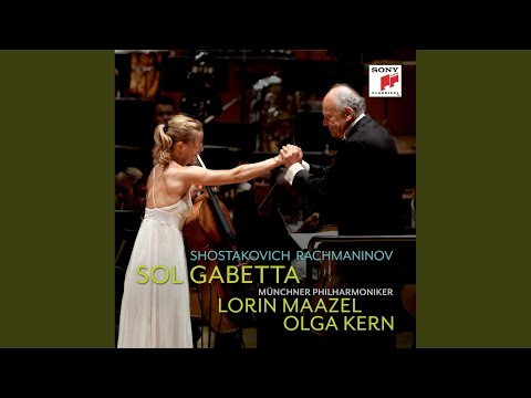 Cello Concerto No. 1 in E flat major, Op. 107: III. Cadenza
