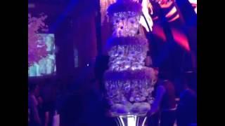 Стебка Свобода - Свадьба Бородиной. Свадебный торт.