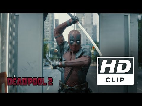 Deadpool 2 | Manchester United Clip | Legendado HD