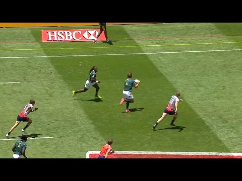 Cape Town 7s: Day one highlights