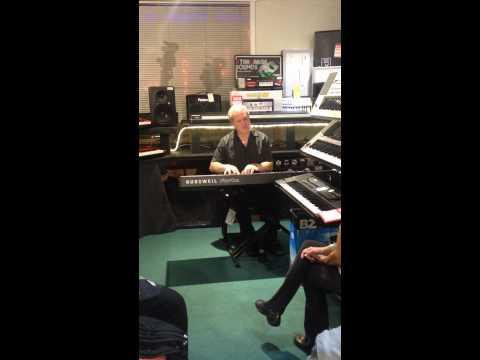 B Street Music-Kurzweil/Nord Clinic Video 1