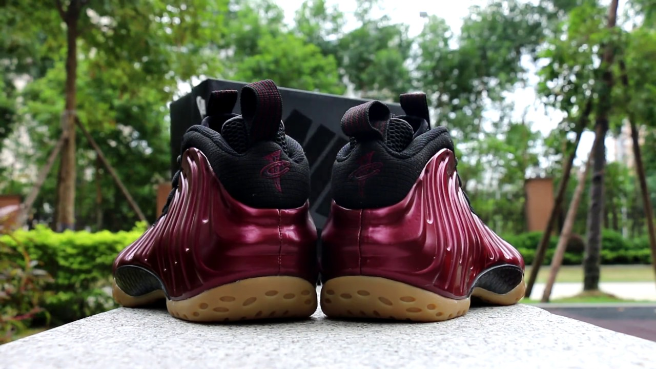 d3a46f1d6592f Nike Air Foamposite One  Night Maroon  HD Review From Trade666a.cn ...