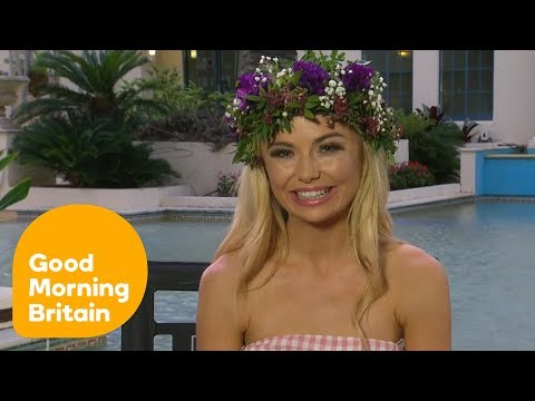 Queen of the Jungle Toff Talks to Piers About Her Win | Good Morning Britain